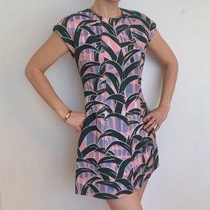 """KENZO"" Dress in Denim"